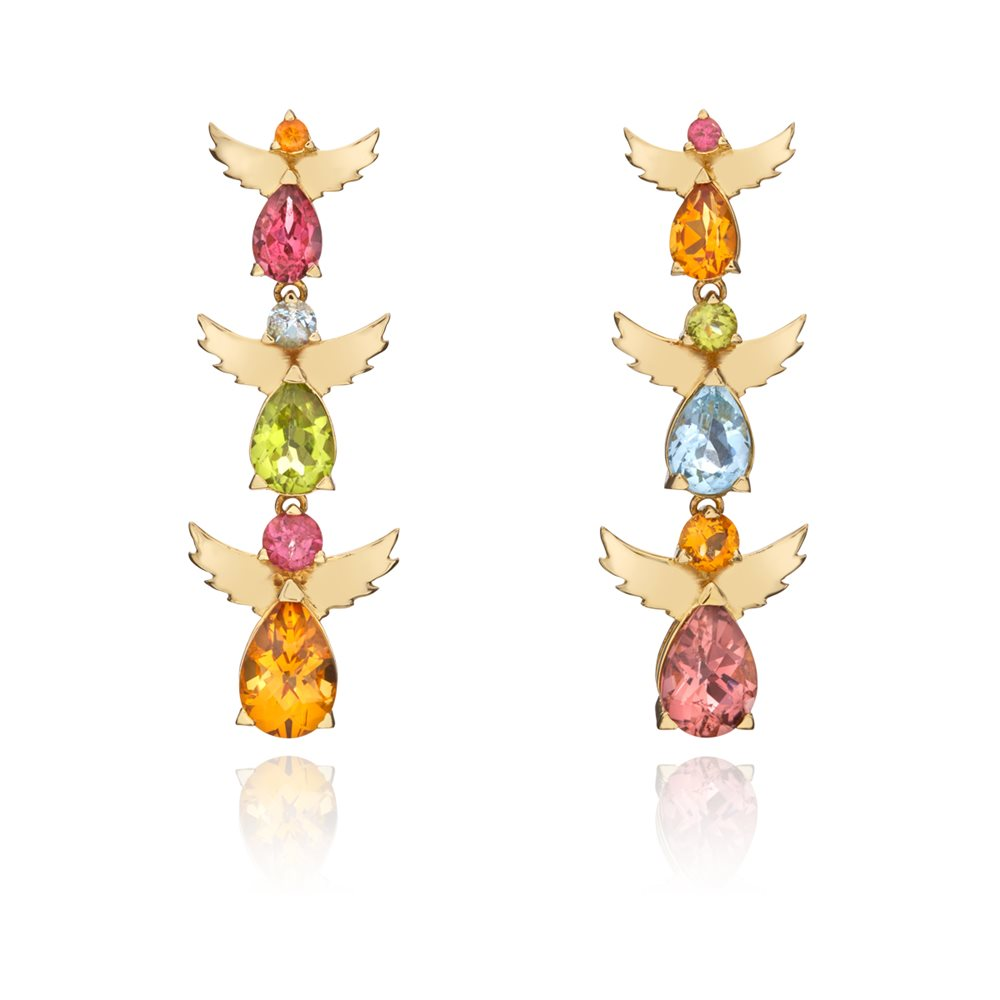 Angel's Rain Earrings